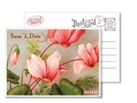 Garden 4 - Vintage Postcards - Ceci Ready-to-Order Collection - Ceci Wedding - Ceci New York